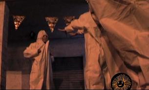 Ai Tamburi arrivano le tute bianche