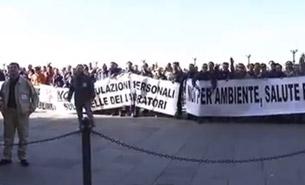Piazzapulita - Sortino a Taranto