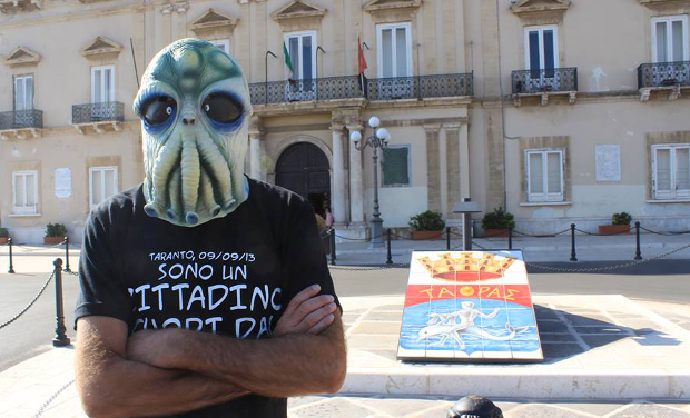 Buongiorno Taranto per la rassegna Visti da qui
