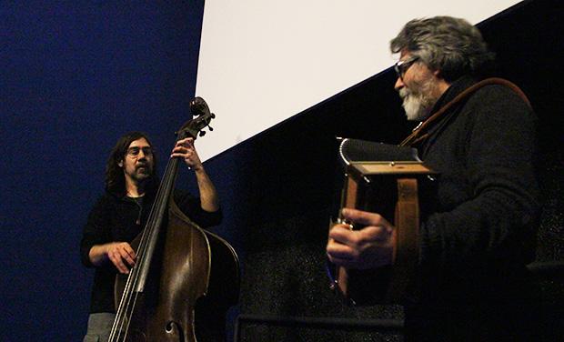 Buongiorno Taranto il film di Paolo Pisanelli ieri sera a Taviano