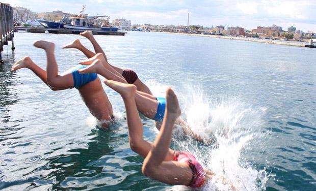 Lecce incontra Taranto alle Manifatture Knos