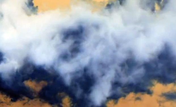 La nuvola di smog